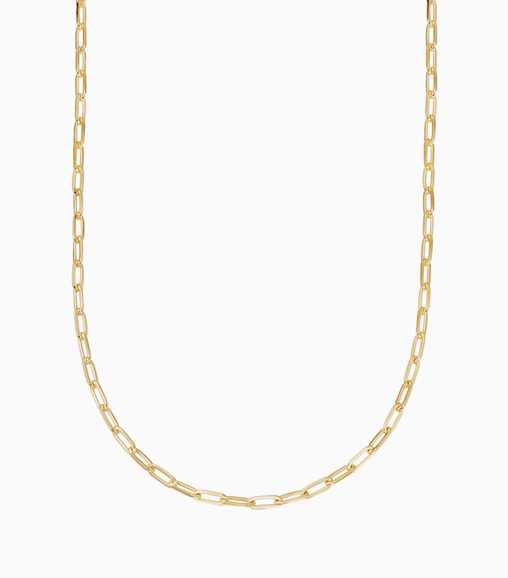14k Link Necklace Chain
