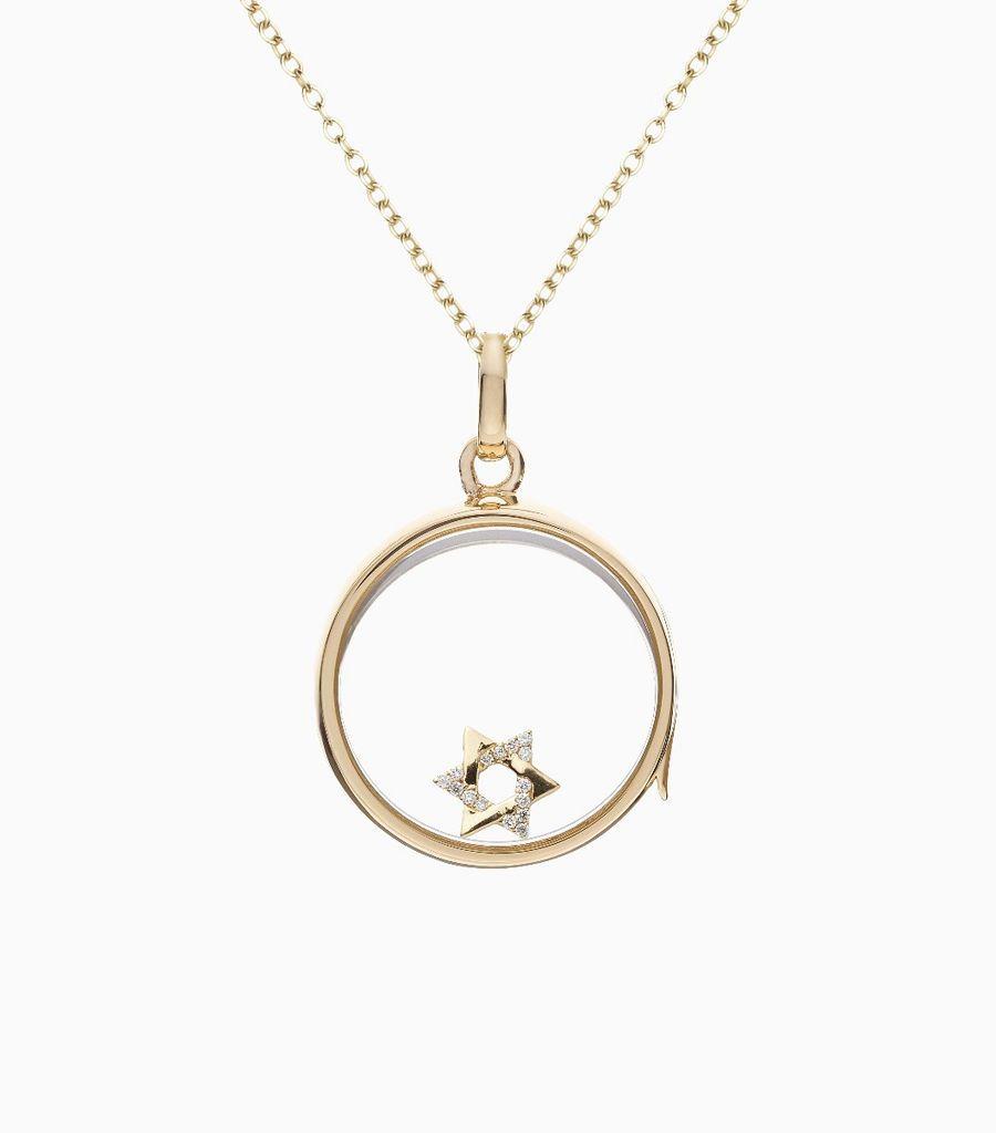Diamond Star of David - Have Faith