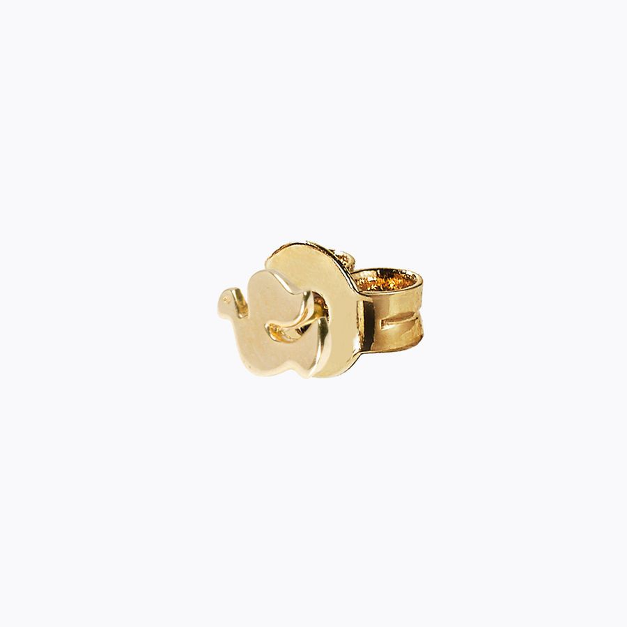 yellow gold, 14k, dove studs (builder-list)