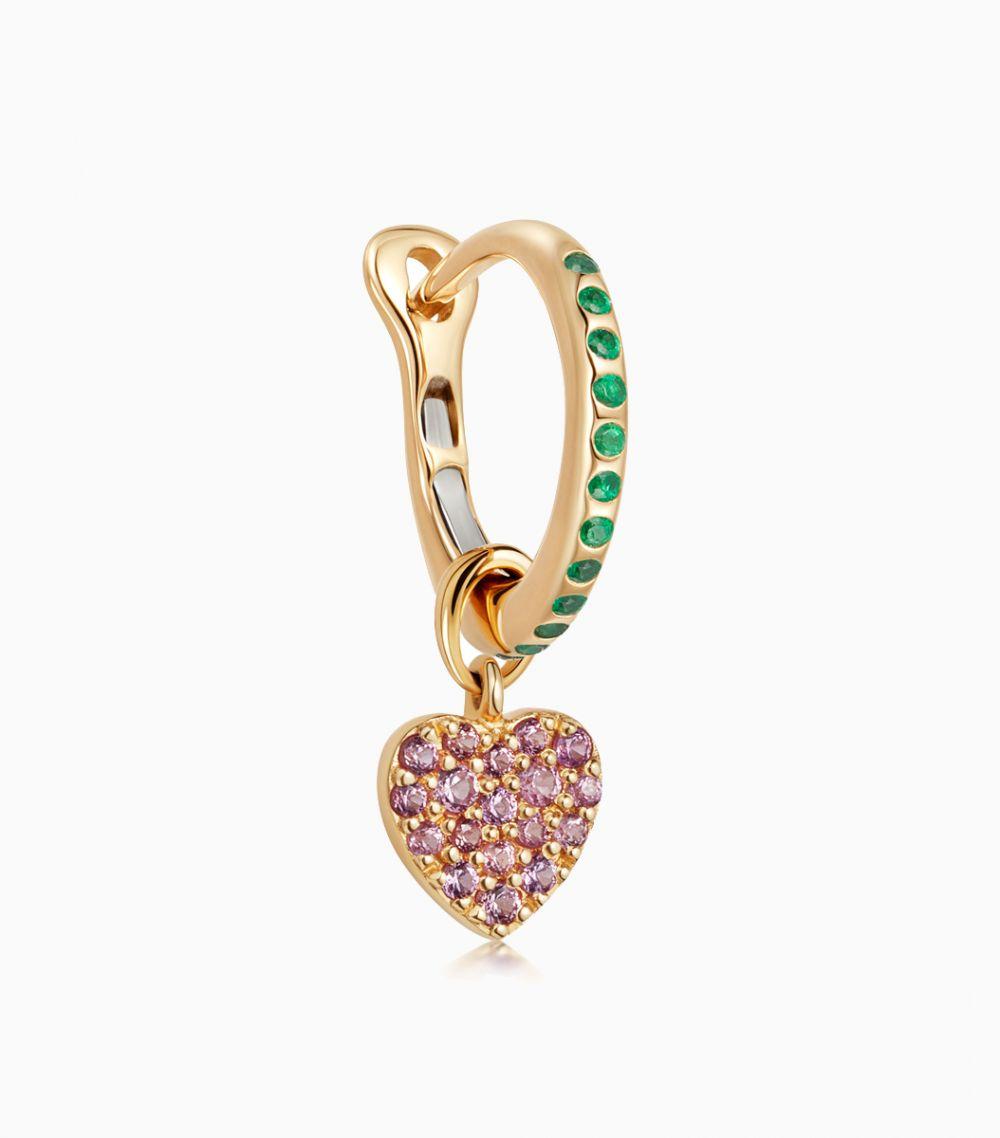 Talisman Sapphire Heart - Sweetheart