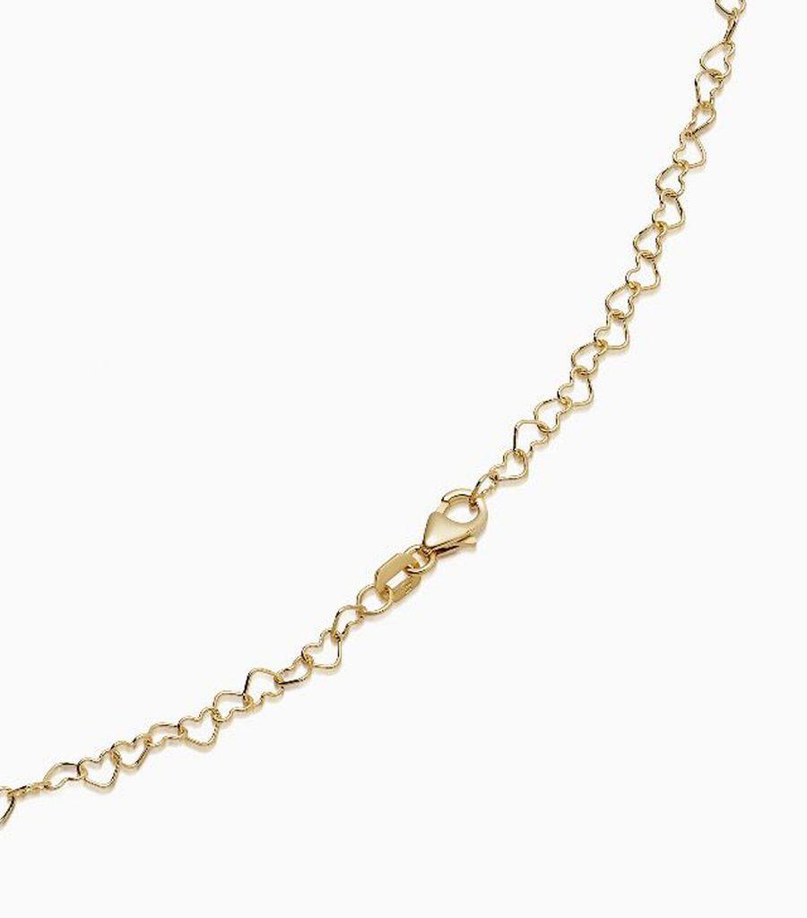32 inch Heart Chain