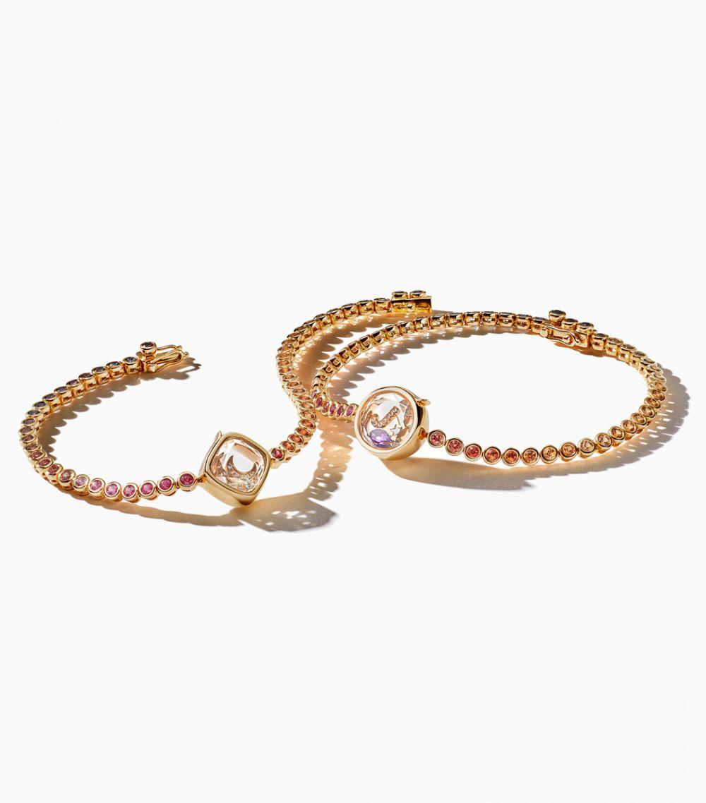 Rainbow Round Bracelet