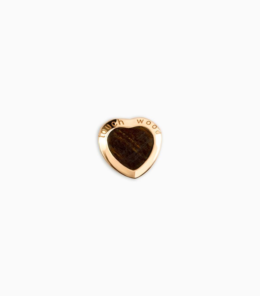 Touch Wood Rose Gold