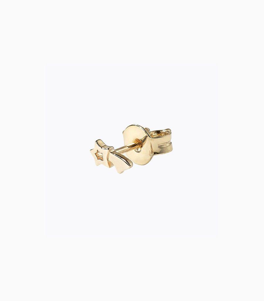yellow gold, 14k, shooting star studs (builder-list)