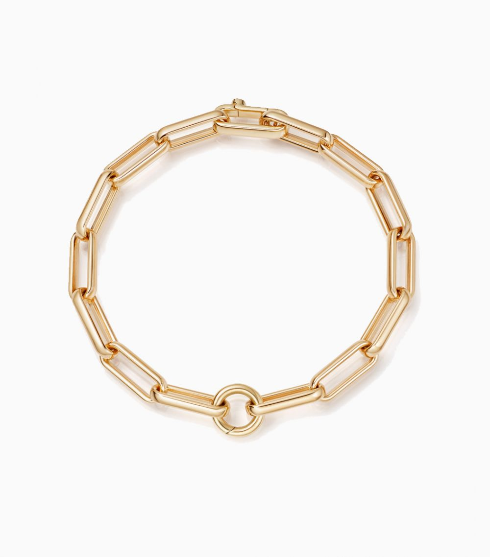Single Link Bracelet