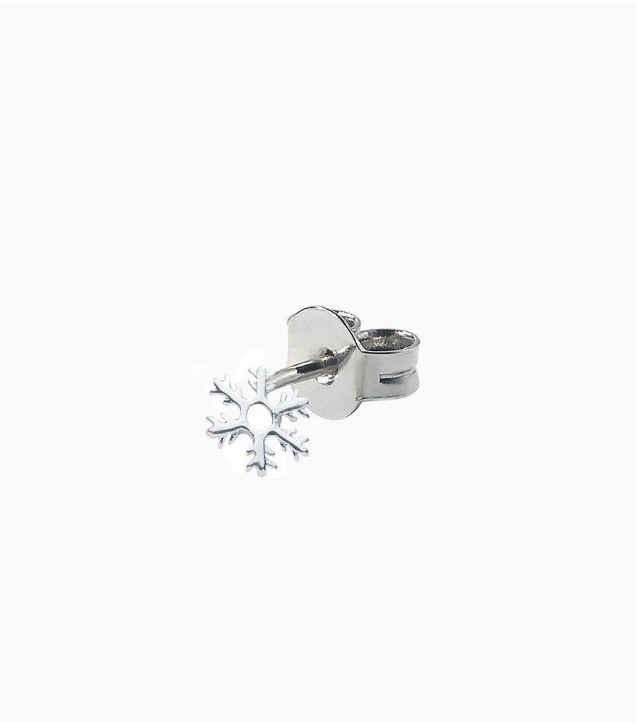 Snowflake Stud - Always Unique