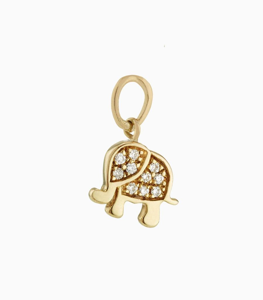 Talisman Diamond Elephant