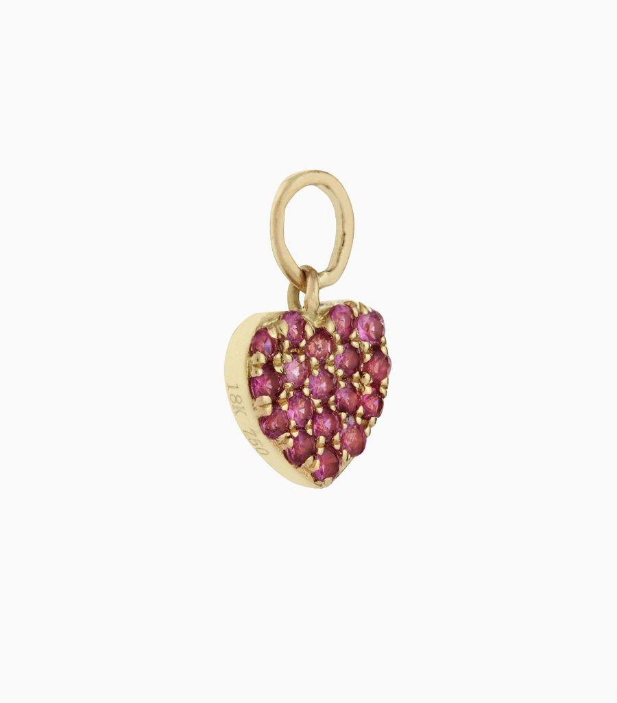 Talisman Sapphire Heart