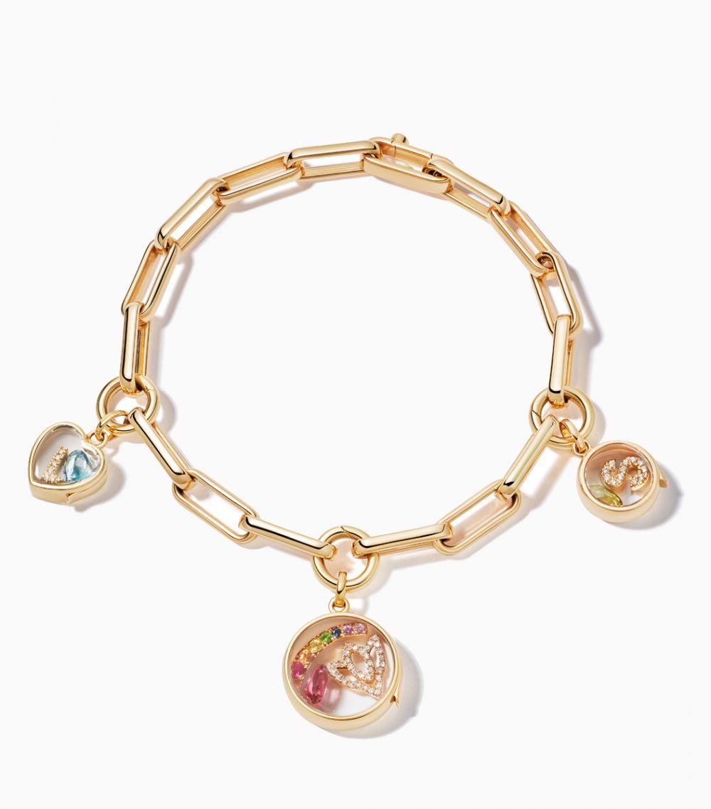 Tri Link Bracelet